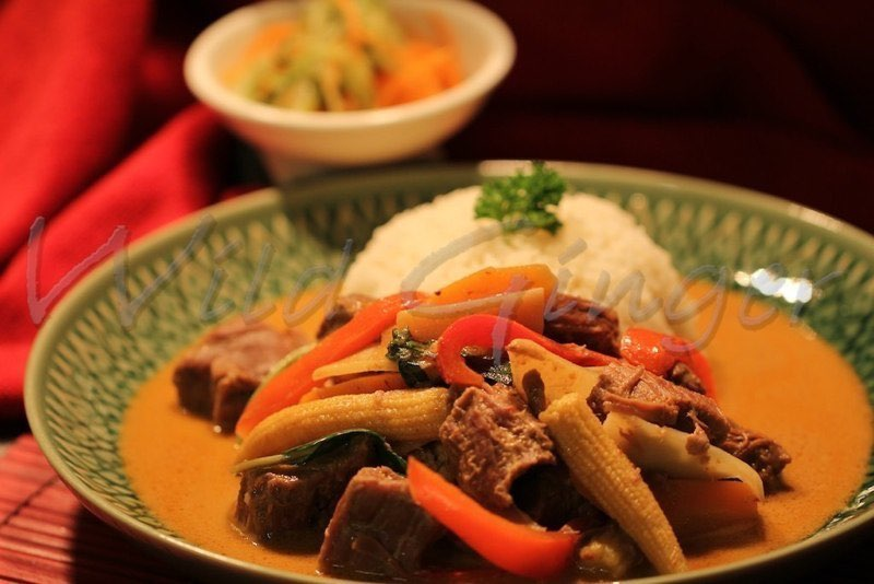 Wild Ginger Thai Restaurant Food Image